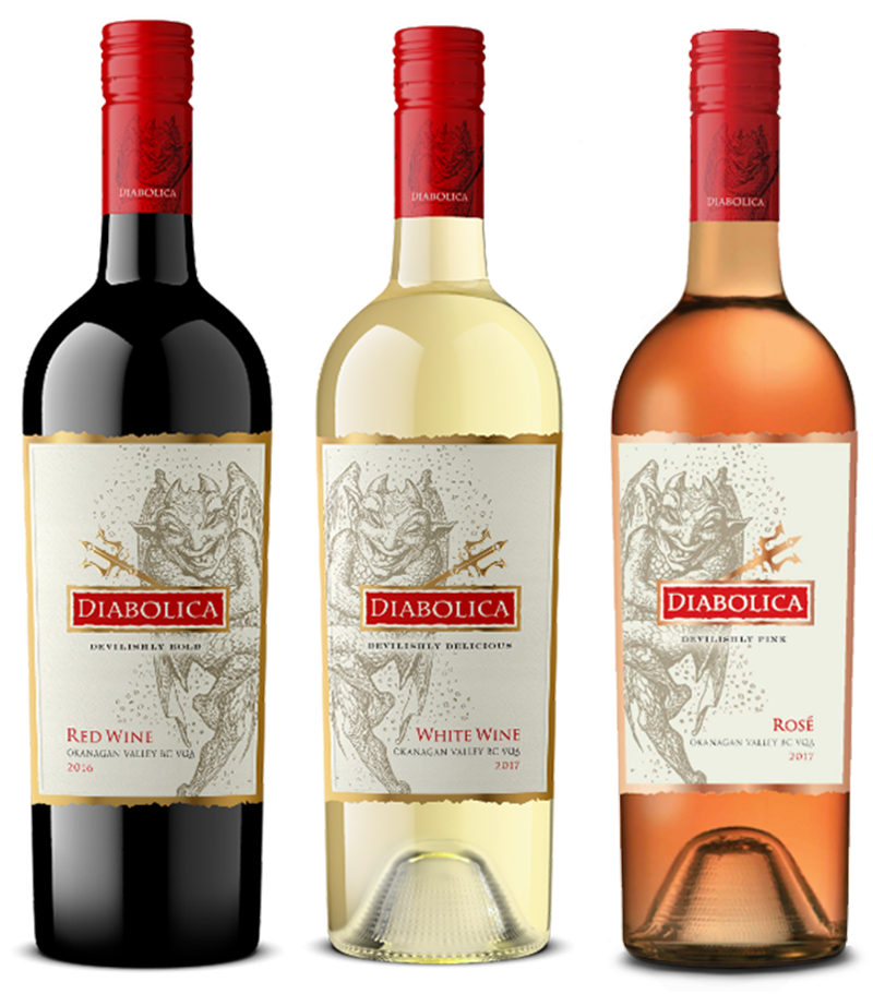 Diabolica Wines | Go On  Be A Devil